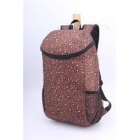 Buy cheap Boys Casual Packable Day Backpack , Leopard Print Lightweight Travel Backpack from wholesalers