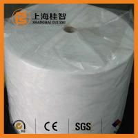 Wholesale White Cross Lapping Non Woven Cloth With Viscose And Polyester from china suppliers