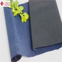 Wholesale Polyester Velvet Flocked Fabric Nylon For Sofa / Upholstery / Home Textile from china suppliers