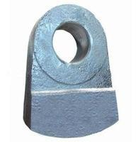 Wholesale High-Manganese Steel Alloy Bimetal compound Crusher Hammer from china suppliers