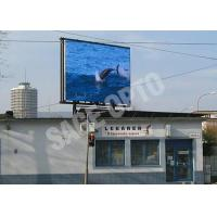 Wholesale Commercial Event LED Video Wall Screens Outdoor Mesh Screen Curtains from china suppliers