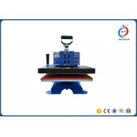 Wholesale Swing Away Jersey Sublimation Heat Press Machine 38x38 cm Printing Machine from china suppliers