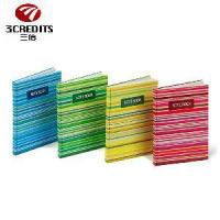 Wholesale A4/A5/A6 Colourful Sewing Thread Customed Hardcover Notebook from china suppliers