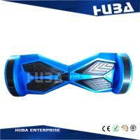 Quality 8inch CE FCC ROHS bluetooth electric self balancing scooter board for sale