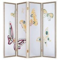 Wholesale Movable Glass Partition For Sitting Room Partition , Tempered Glass from china suppliers