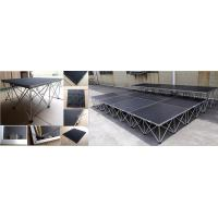adjustable stage for concerts/party