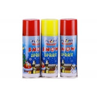 Wholesale Resin 9505900000 Tin Can 250ml Party String Snow Spray from china suppliers