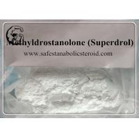 Wholesale Superdrol Powder for Male Testosterone Deficiency and Female Beast Cancer / Pain from china suppliers