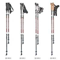Wholesale Hiking Trekking Poles,High quality Anti-Shock carbon fiber Nordic Walking Trekking Stick Pole from china suppliers