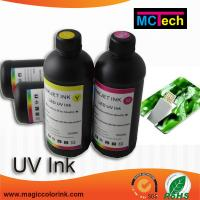 Wholesale New anti UV dye ink for Epson L800 printer for epson led uv printer from china suppliers