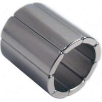 Wholesale Sintered NdFeB Magnet ring from china suppliers