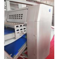 Wholesale Easy Clean Pizza Automatic Machine , 3000 Kg /Hr Output Commercial Pizza Equipment from china suppliers