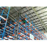 Wholesale Radio Shuttle Racking Pallet Storage System from china suppliers