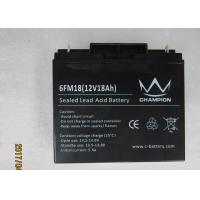 Wholesale Sealed lead acid battery 12v 18ah long life battery for solar power UPS inverter power from china suppliers