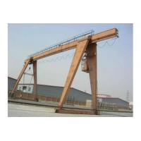 Quality MBH Model Warehouse Single Girder Crane With Electric Hoist 10m-20m Span for sale