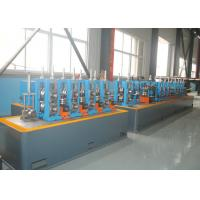 Wholesale Round Pipe Making Machine / Welded ERW Pipe Mill Equipment from china suppliers