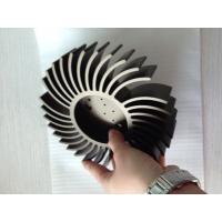 Quality Heat Sink CNC Machining Prototype Service , CNC Turning Machining With Metal / Plastic Materials for sale