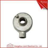 Quality Trough Way Conduit Junction Box Back Outlet / Entry 20mm to 50 mm for sale