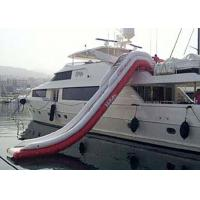 Wholesale Giant Inflatable Water Slide , Inflatable Water Amusement Equipment, Yacht Slide from china suppliers