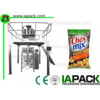 Wholesale Automatic Food Packing Machine Snacks Packaging Machine For Pillow Bag Gusset Bag from china suppliers