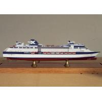 Wholesale Scale 1:900 Millennium Class Celebrity Summit Cruise Ship 3d Ships Models With Engraving Printing from china suppliers