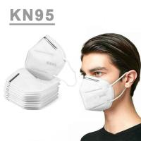 Wholesale Comfortable KN95 Face Mask , 5 Ply Non Woven Disposable Protective Mask from china suppliers