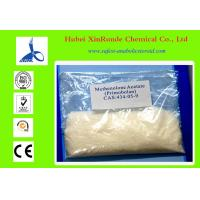 Wholesale Muscle Mass Oral Anabolic Steroids Methenolone Acetate Primobolan CAS 434-05-9 from china suppliers
