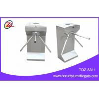 Wholesale Electric turnstile gate systems fingerprint access control for gym from china suppliers