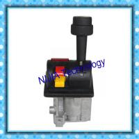 Wholesale HYVA 14750650H Dump Truck Valve Controls Air Control LED 2 Sections Fix Tipping Position from china suppliers