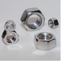 Wholesale Stainless Steel Hex Nuts, Hardware Fasteners Nuts And Bolts from china suppliers