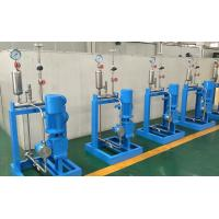 Wholesale Skid Mounted Pumping Systems With Chemical Metering / Dosing Pumps from china suppliers