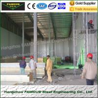 Wholesale Galvanized Cold Storage Insulated Roofing Panels Swing Door CE / COC from china suppliers