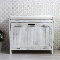 Wholesale Rectangle Grey White Wooden Drawers Bedroom Furniture Shoe Cabinet from china suppliers