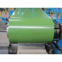 Wholesale Colour Coated Galvalume Steel Sheet Lotus Green Color Commercial Sheet Metal Coil from china suppliers