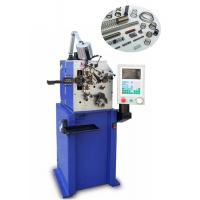 Quality Computer Control Spring Machine Simplified Setup For Oil Seal Springs for sale