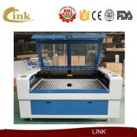 China Rotary Laser Engraving Cutting Machines , USB Interface CNC Acrylic Laser Cutter on sale