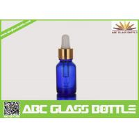 Wholesale Free Sample Colorful Amber Blue 15ml Glass Dropper Bottle from china suppliers