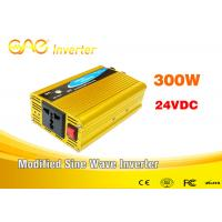 Wholesale High frequency 300W 24V to 110V/220V Car Power Inverter for single phase motor from china suppliers