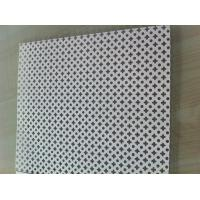 Wholesale Decoration Stainless Steel 304 ,316 ,409 Perforated Metal Diamond Hole Mesh from china suppliers