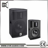 Wholesale Guangzhou CVR PRO AUDIO Factory 12 inch pa full range sound equipment from china suppliers