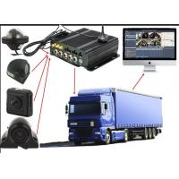 Buy cheap Dual AHD Hybrid all-in-one SD Card car video camera recorder 3/4G GPS WIFI H.264 from wholesalers