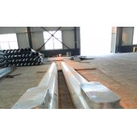 Quality 20M Height High Hot Dip Galvanized Mast Light IP65 8mm Thickness for sale
