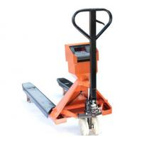 Wholesale Powder Coated Steel Pallet Truck Scales 2T Electronic Digital Industrial Pallet Scales from china suppliers