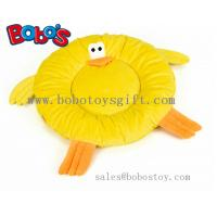 Wholesale Soft Plush Yellow Duck Pet Bed Dog Cat Mat in big size from china suppliers