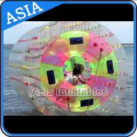 Wholesale Nice TPU Inflatable Multi-colors Aqua Roller for Summer Water Pool from china suppliers