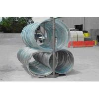 China hot dipped galvanized razor wire isolation barrier spiral intersecting razor barbed wire sentry frontier defense mesh on sale