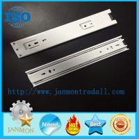 Wholesale Door Slides,Furniture Drawer Slides,Cabinet Drawer Slides,2 fold guides,3 fold guides,White drawer slides,Zinc slides from china suppliers