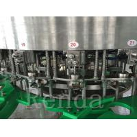 Wholesale Full Automatic Wine Bottle Filler Machine For Beer Canning / Bottle Packaging from china suppliers