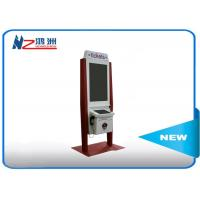 Wholesale 32 inch self service payment kiosk with RFID card reader and bill acceptor from china suppliers