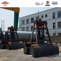 Wholesale ASTM Port Machinery Crab Bucket Welding Heavy Steel Frame Fabrication from china suppliers